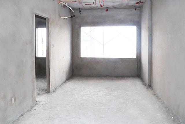 Tô tường bao căn hộ tầng 11 Block A, tầng 12 Block B