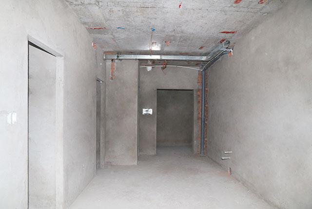 Tô tường bao căn hộ tầng 16 Block C