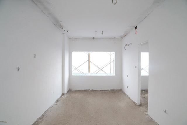 Bả sơn matit căn hộ tầng 6 Block A, tầng 5 Block B