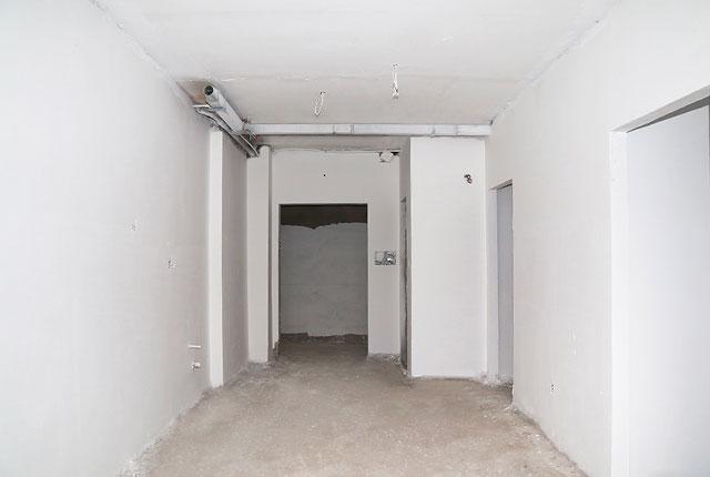 Bả sơn matit căn hộ tầng 8 Block C