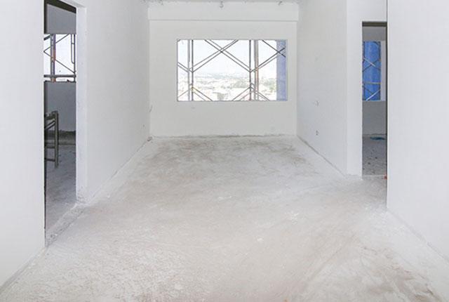 Bả sơn matit căn hộ tầng 13 Block A, tầng 14 Block B