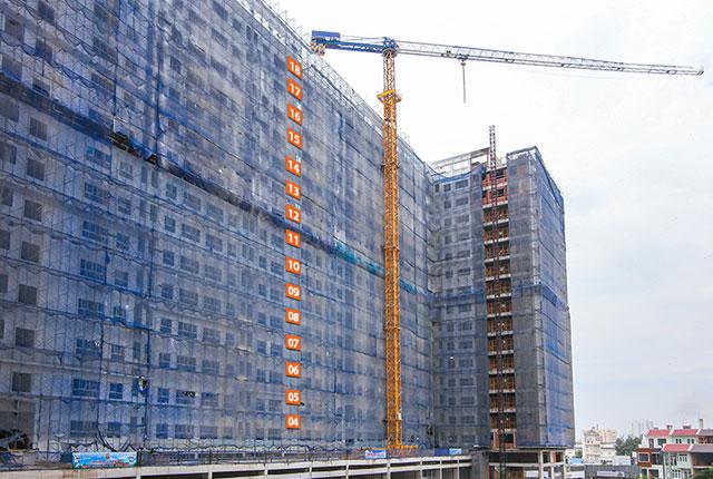 Hình ảnh tổng quan Block A 9 View