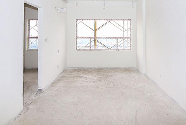 Bả sơn matit căn hộ tầng 17 Block A, B Căn Hộ 9 View