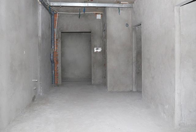 Tô tường bao căn hộ tầng 13 Block A, B
