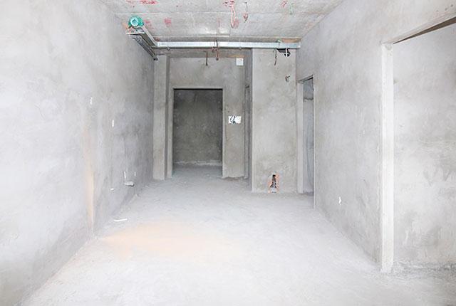 Tô tường bao căn hộ tầng 16 Block A, B