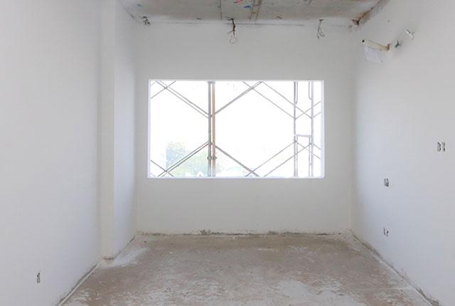 Bả sơn matit căn hộ tầng 9 Block A, tầng 10 Block B