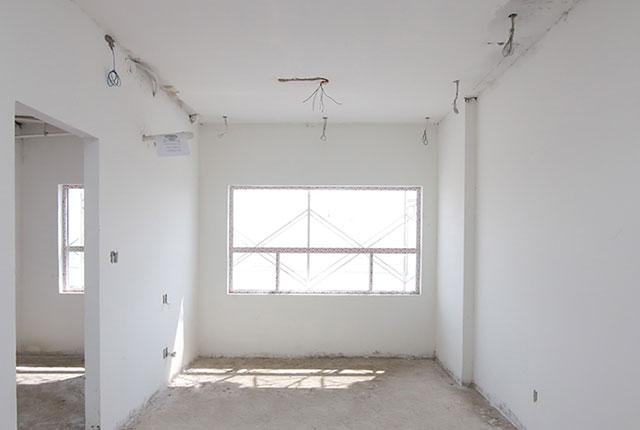 Bả sơn matit căn hộ tầng 16 Block C
