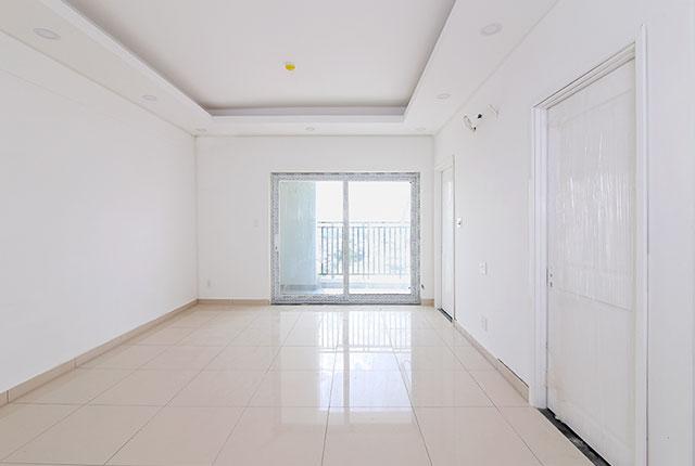 Lắp đặt cửa logia căn hộ tầng 3 - 17 Block A, B, C