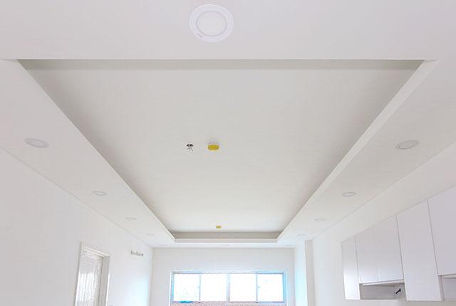 Lắp đặt thiết bị điện căn hộ tầng 3 - 17 Block A, B, C