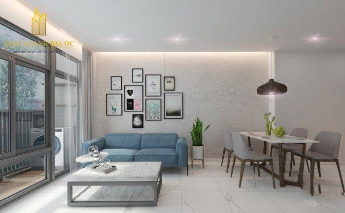 Thiết kế nội thất Vinhomes Quận 9 căn1PN+