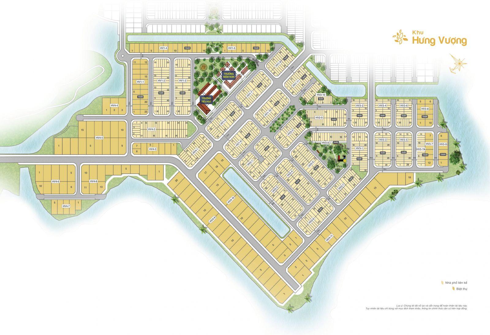 Khu Hưng Vượng Biên Hòa New City