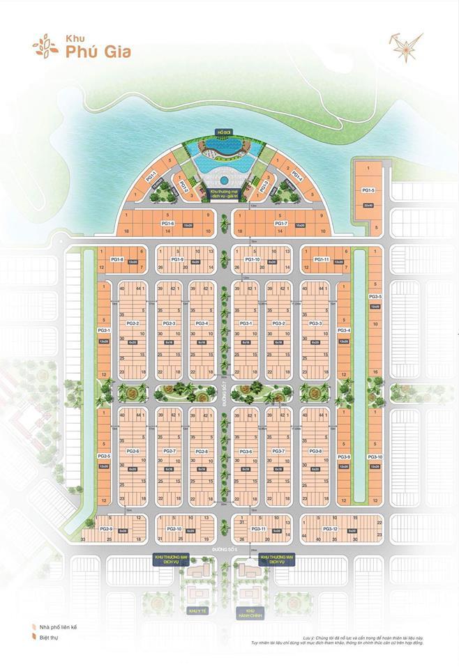 Khu Phú Gia Biên Hòa New City