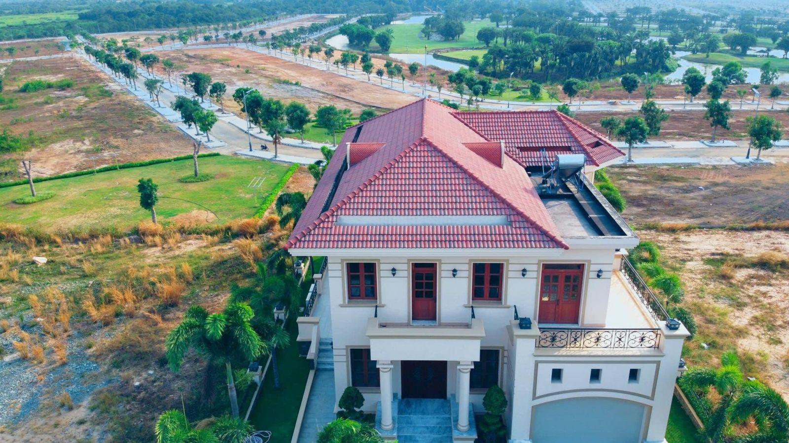 Mẫu Thiết Kế Biệt Thự Biên Hòa New City Hưng Thịnh
