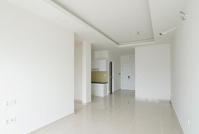 Hoàn thiện sơn nước căn hộ tầng 20 block B