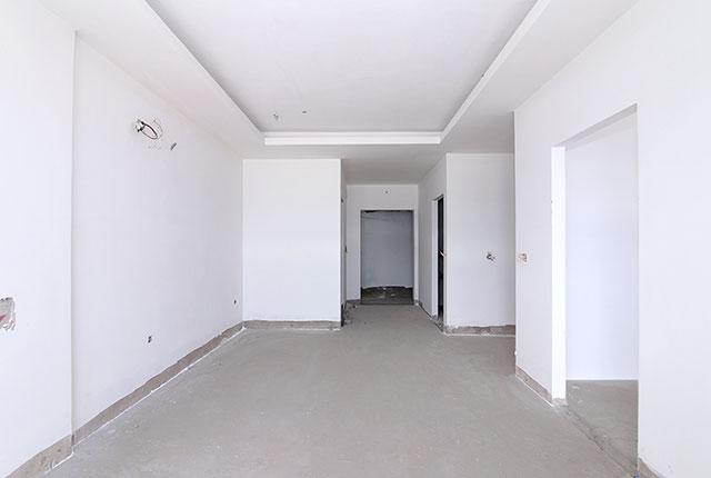 Bả sơn matit căn hộ tầng 17 block C