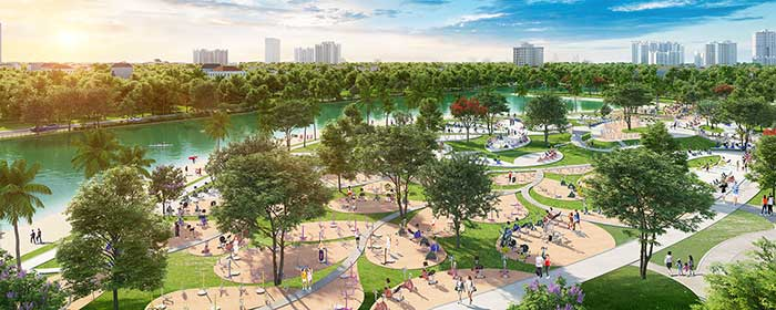 cong vien grand forest 36 ha