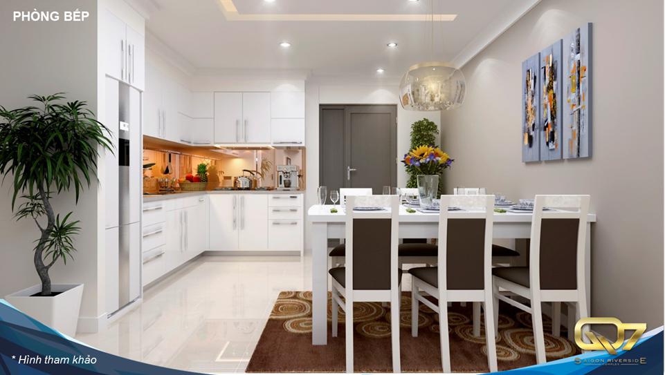 mẫu căn hộ q7 riverside complex
