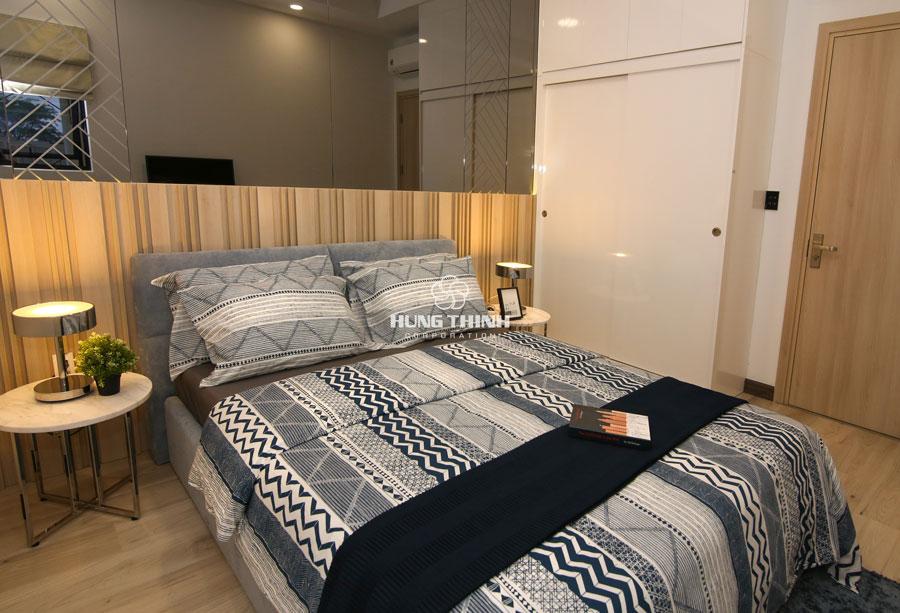 Mẫu Phòng Ngủ Căn Hộ 2 Phòng Ngủ Q7 Riverside