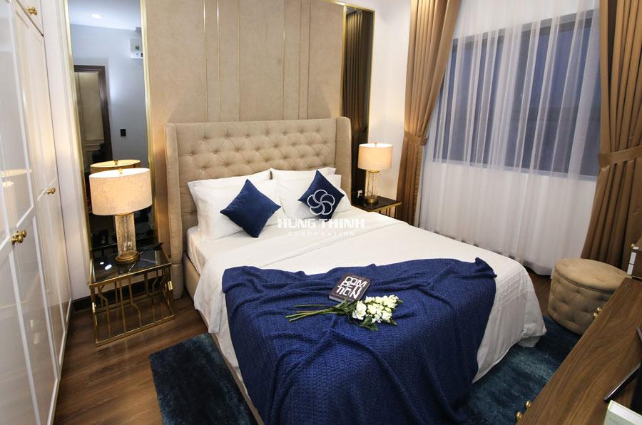 Mẫu Phòng Ngủ Căn Hộ 3Phòng Ngủ Q7 Riverside
