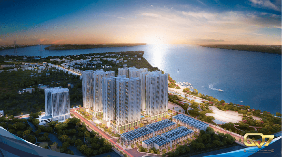 Tổng Quan dự án Q7 Saigon Riverside Complex
