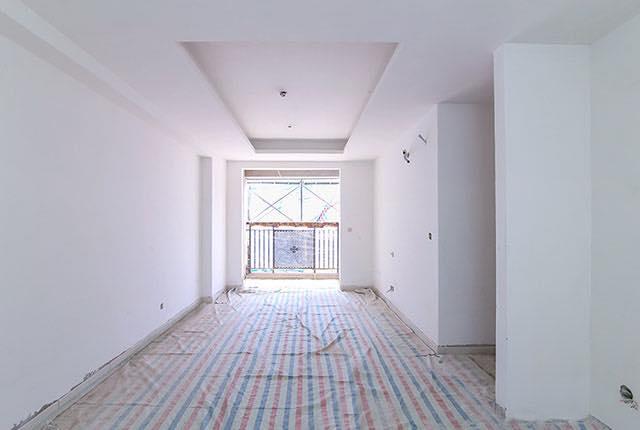 Sơn lót căn hộ tầng 6 - 20 block Northern