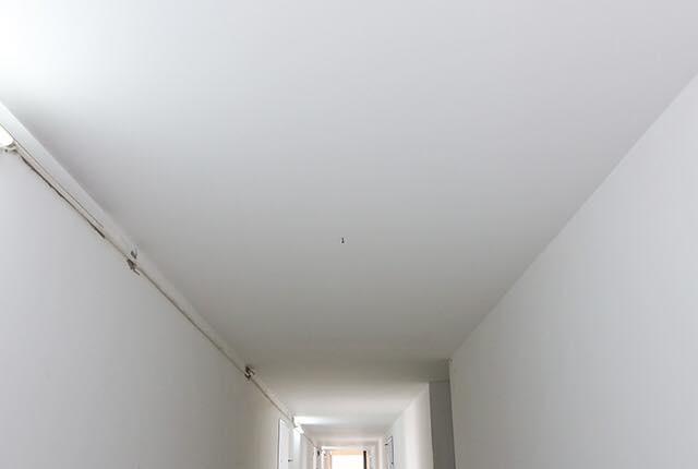 Thi công trần thạch cao hành lang tầng 5 - 26 block Central