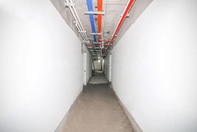 Tiếp tục lắp đặt hệ thống M&E tầng 13 block Central