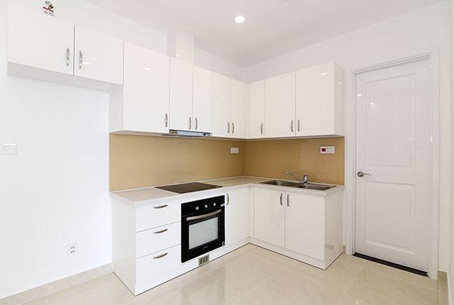 Lắp đặt thiết bị bếp căn hộ tầng 5 - 26 block Central