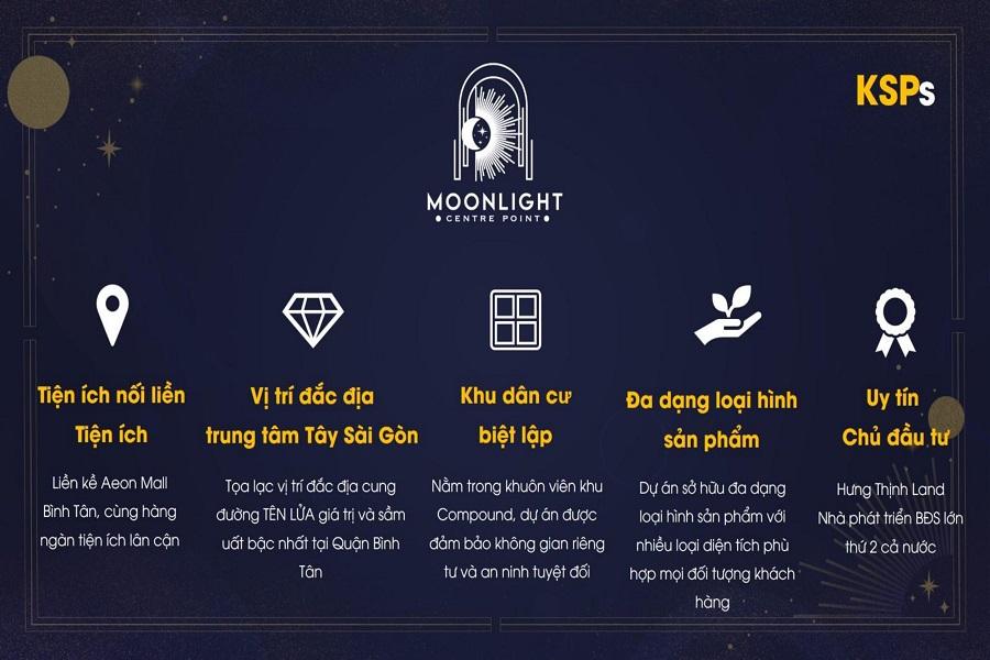 Những Lý Do Nên Sở Hữu Moonlight Centre Point