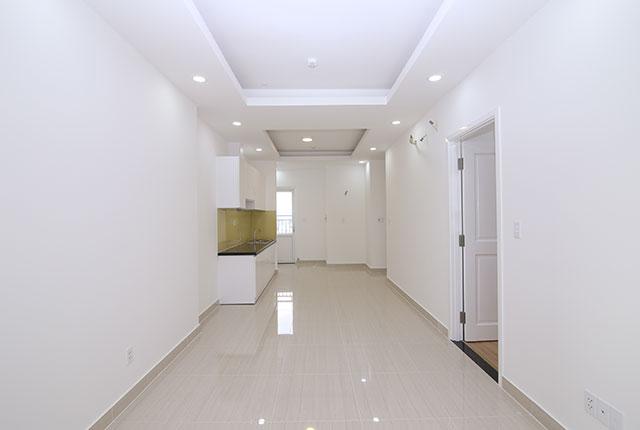 Hình ảnh căn hộ đã hoàn thiện và sẵn sàng phục vụ cư dân