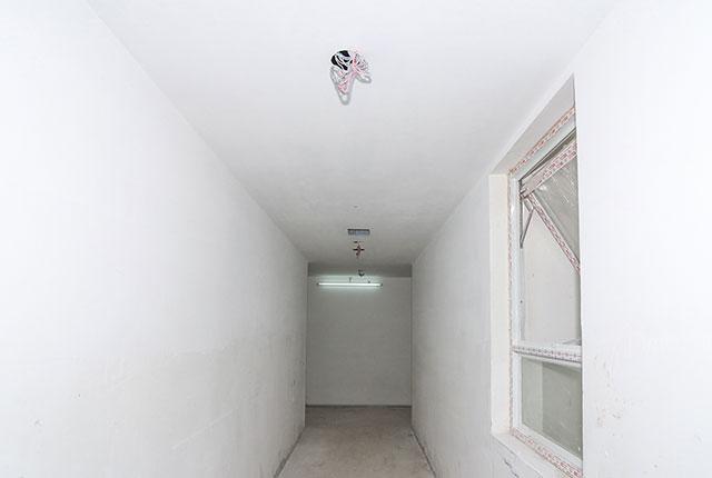 Thi công trần thạch cao hành lang căn hộ tầng 14 block C