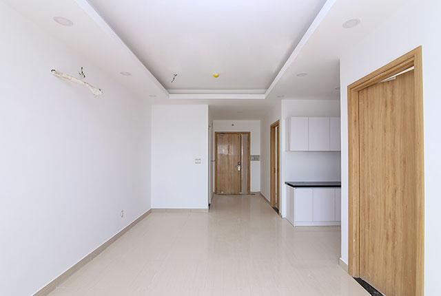 Sơn nước hoàn thiện căn hộ tầng 5 - 6 block A