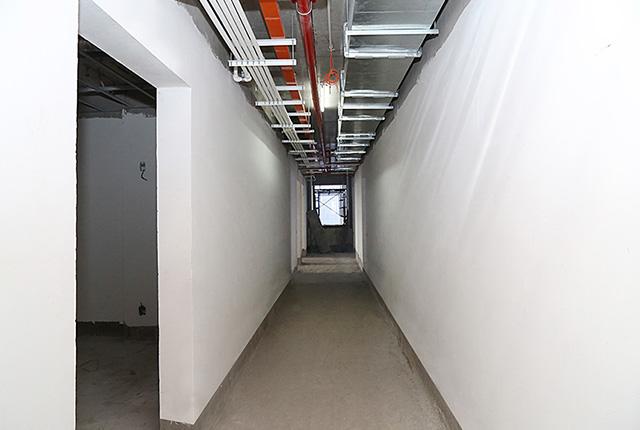Lắp đặt hệ thống M&E tầng 16 block A