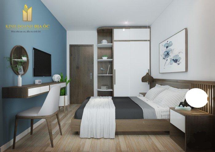 nội thất căn hộ 1pn+ vinhomes grand park
