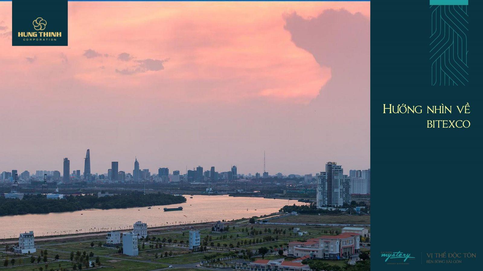 mẫu biệt thự Saigon Mystery