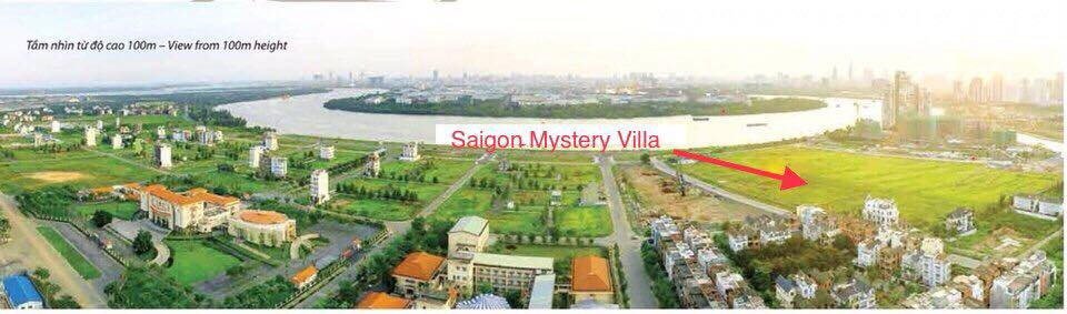 Hình Ảnh Trước Khi Thi Công Saigon Mystery Villas