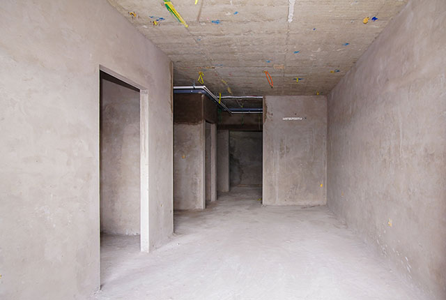 Tô tường bao căn hộ từ tầng 6 đến tầng 24 block Lucky, tầng 6 đến tầng 17 block Riches