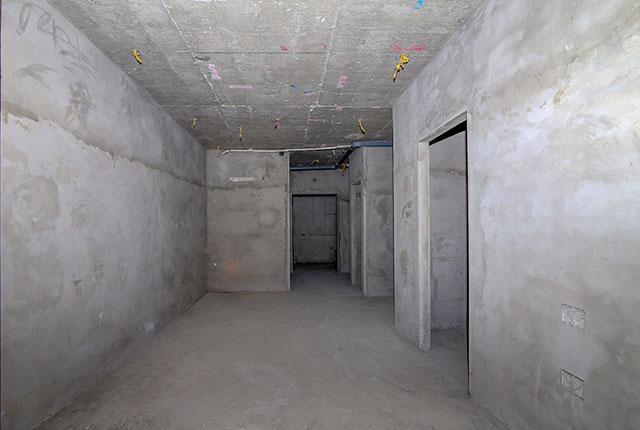 Tô tường căn hộ từ tầng 5 đến tầng 19 block Glory