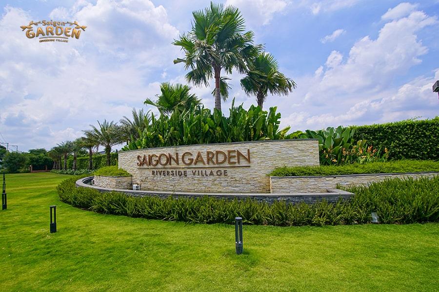 Hình Ảnh Tổng Quan Saigon Garden