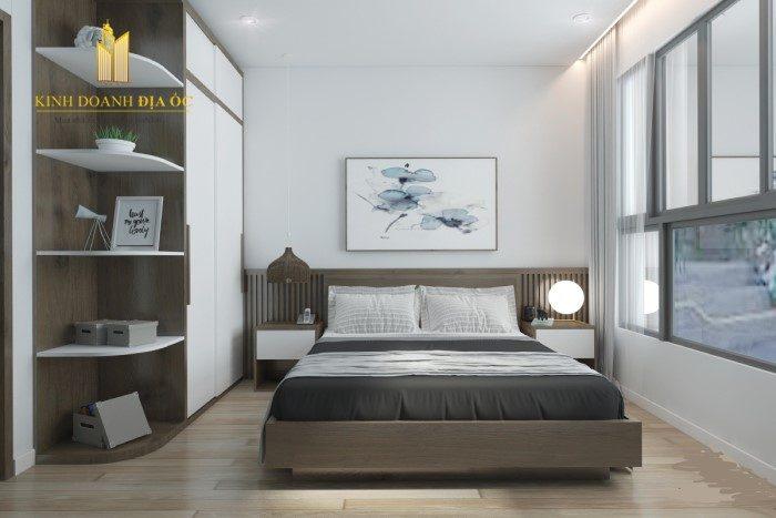 thiết kế nội thất căn hộ 1pn+ vinhomes quận 9