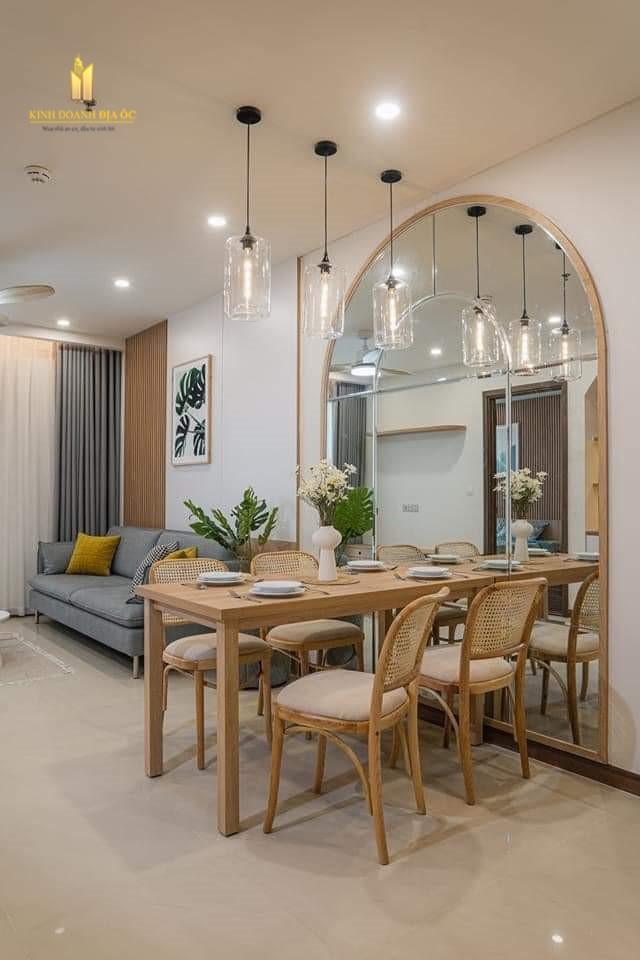 thiết kế nội thất căn hộ 1 pn
