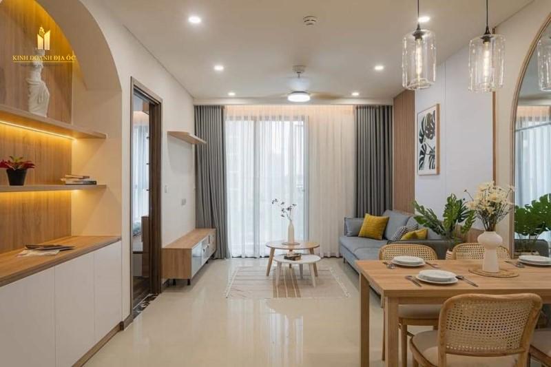 Thiết kế nội thất căn hộ vinhomes quận 9