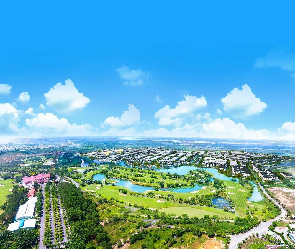 Một Góc Dự Án Khu Đô Thị Biên Hòa New City