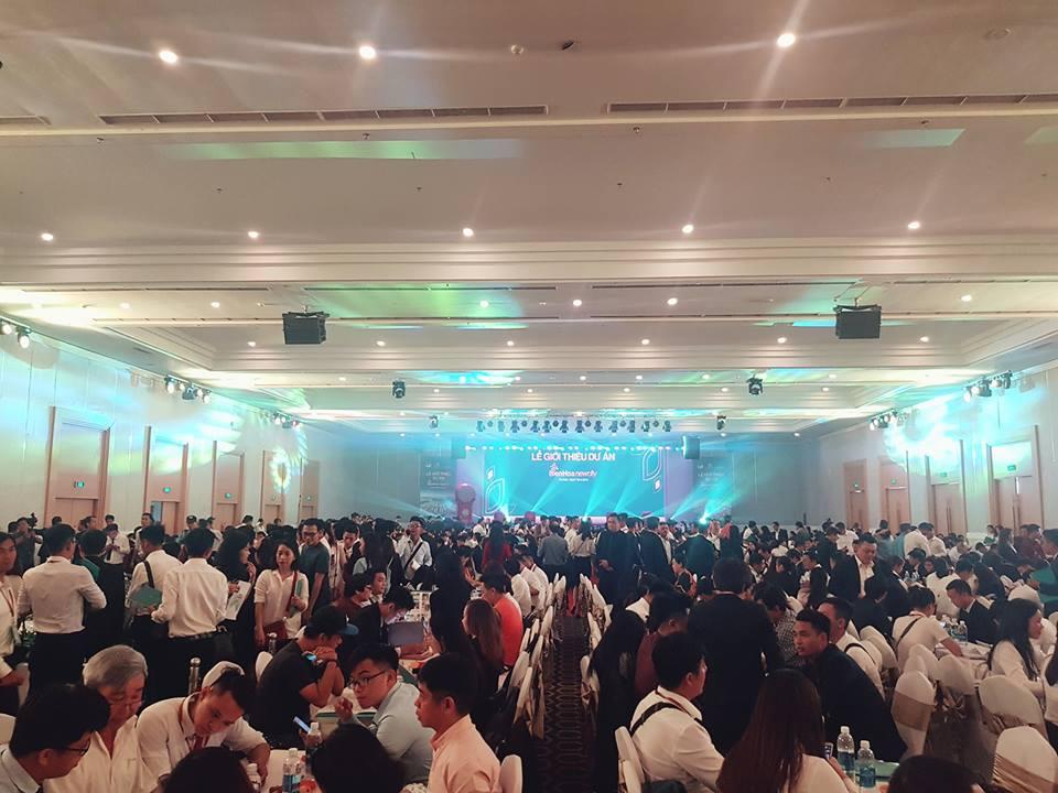 Lễ Mở Bán Một Dự Án Đất Nền Biên Hòa New City